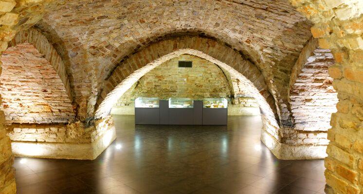 Vilnius katedra muziejus požemiai ekskursija