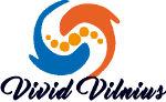 Vivid Vilnius logo