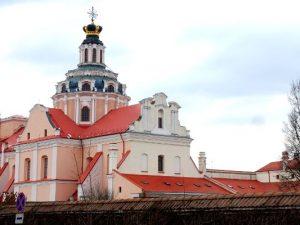 Karūnuota Vilniaus Šv. Kazimiero bažnyčia