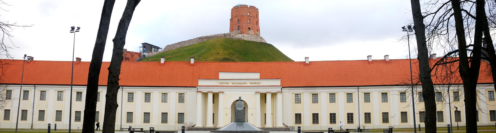 Nacionalinis Lietuvos muziejus Mindaugo paminklas