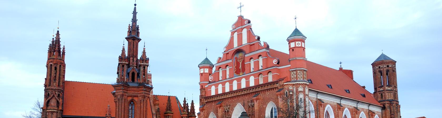 Sv. Onos ir Bernardinu baznycia