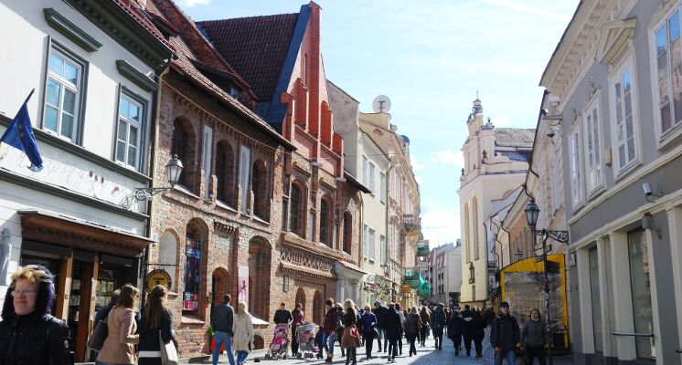 Vilniaus pilies gatvė