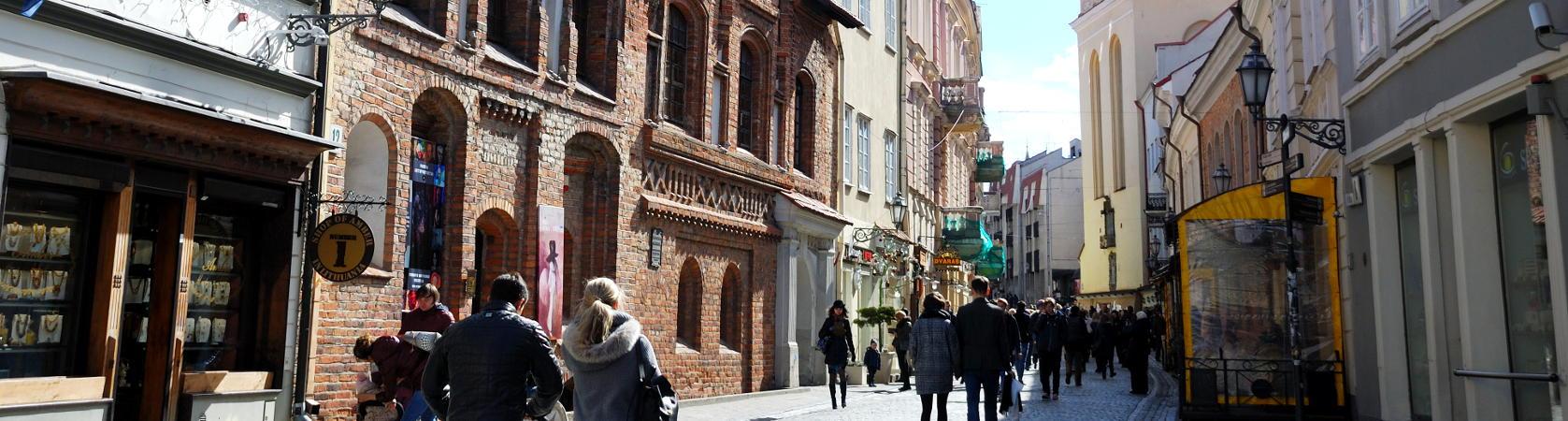 Vilniaus Pilies gatve