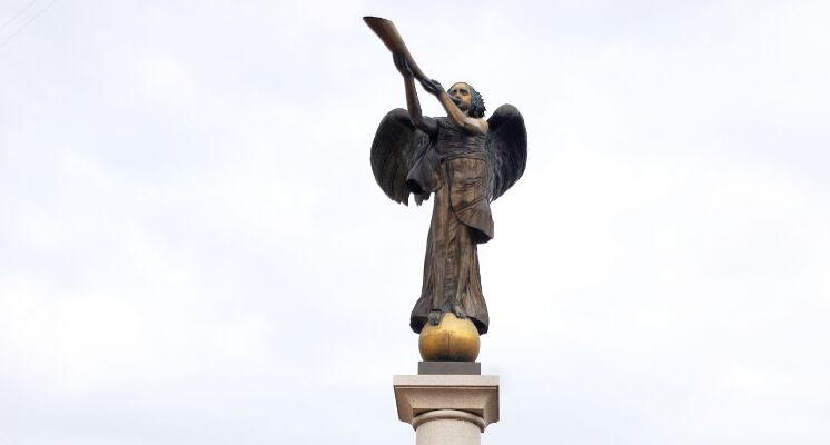 Uzupio respublikos angelas