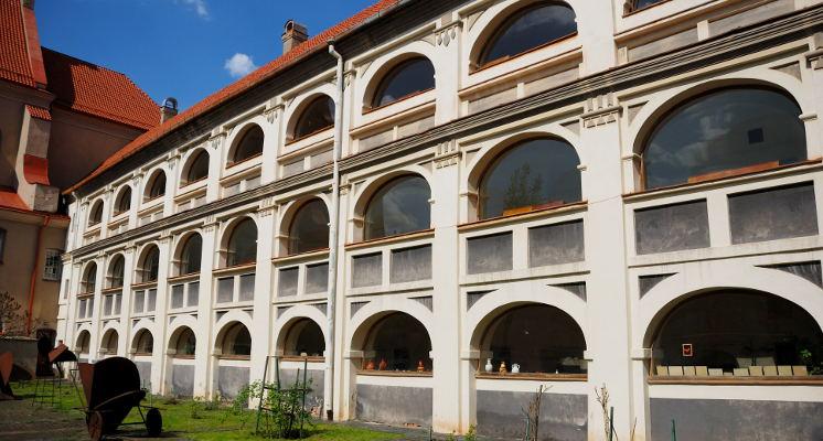 Jezuitu noviciatas renesansas Vilniuje