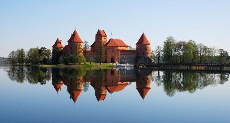 Traku salos pilis castle