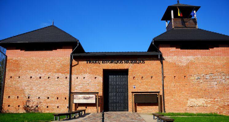 Trakai pusiasalio pilis peninsula castle