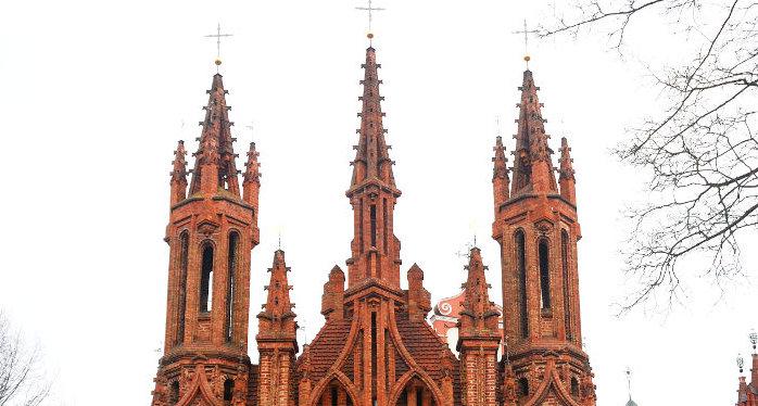 Vilniaus legendos paaiskinimas dekodavimas