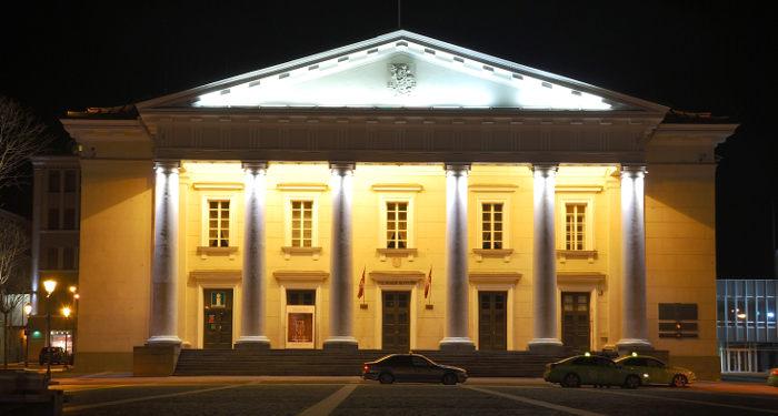 "Naujiena - ekskursija ""Teatrinis Vilnius""!"