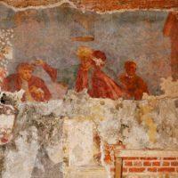 KALEIDOSKOPAS: Sapiegų rūmų freskos