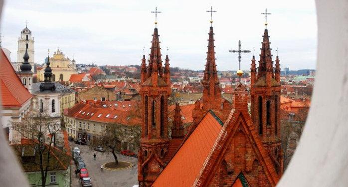 Sausio mėnesio ekskursijos Vilniuje