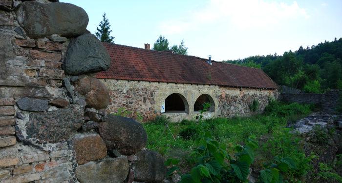 Buvusi patrankų liejykla Pūčkoriuose