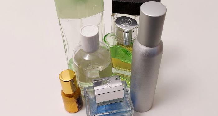 Kvepalų buteliukai
