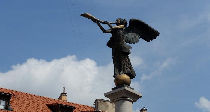 Uzupio angelas